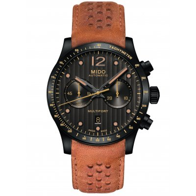 Mido Multifort Chronograph Adventure M0256273606110 M0256273606110