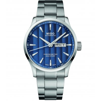 Mido Multifort Chronometer M0384311104100 M0384311104100