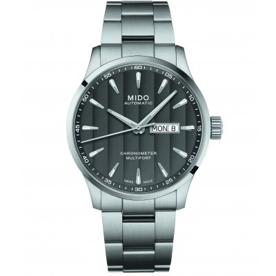 Mido Multifort Chronometer M0384311106100 M0384311106100