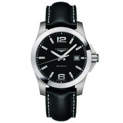 Longines Conquest L37594583 Quartz, Water resistance 300 m, 41 mm