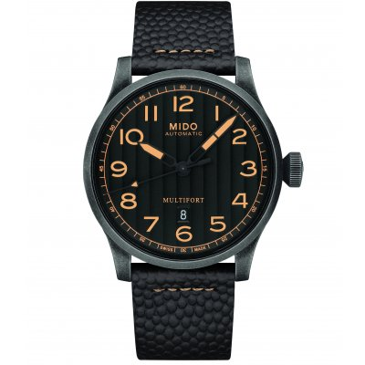 Mido Multifort Escape Horween Special Edition M0326073605099 M0326073605099