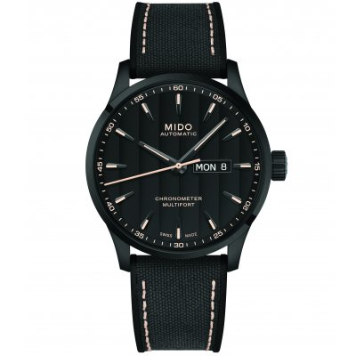 Mido Multifort Chronometer M0384313705100 M0384313705100
