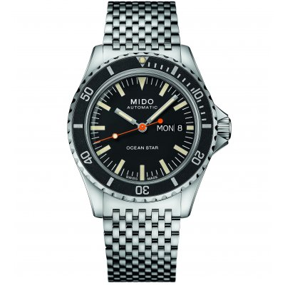 Mido Ocean Star Tribute M0268301105100 M0268301105100