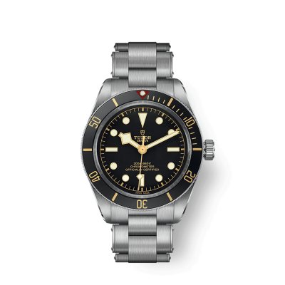 Tudor Black Bay Fifty-Eight M79030N-0001 39mm, manufactura szerkezet, acél tok, acél csat