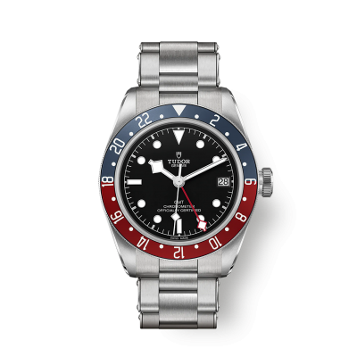 Tudor Black Bay GMT M79830RB-0001 Calibre MT5652  4 mm steel case  Steel bracelet