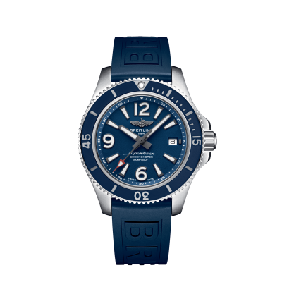Breitling Superocean II 42 A17366D81C1S1 SUPEROCEAN AUTOMATIC 42 Stainless Steel - Blue