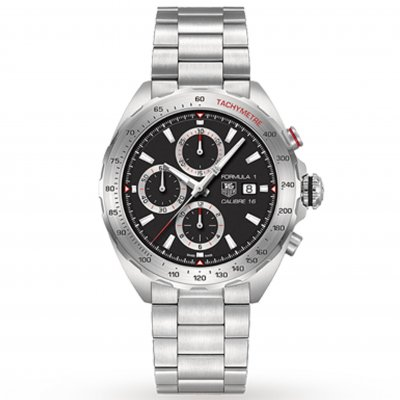 TAG Heuer Formula 1 Calibre 16 CAZ2010.BA0876 Caliber 16, Automatic Chronograph, 44 mm