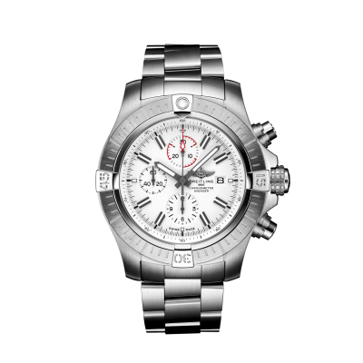 Breitling Super Avenger A133751A1A1A1 SUPER AVENGER CHRONOGRAPH 48 Limited white