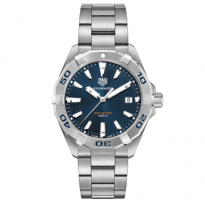 TAG Heuer Aquaracer WBD1112.BA0928 Quartz, Water resistance 300M, 40.5 mm
