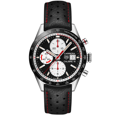 TAG Heuer Carrera CV201AP.FC6429 Caliber 16, Automatic Chronograph, 41 mm
