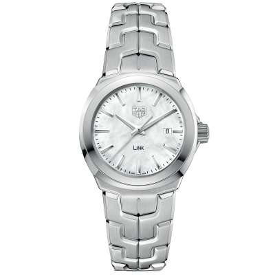 TAG Heuer Link WBC1310.BA0600 Mother of Pearl, Quartz, 32 mm